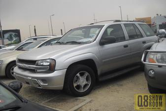 Chevrolet Trail Blazer 2006 Family