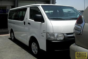 Toyota HiAce 2009 Bus
