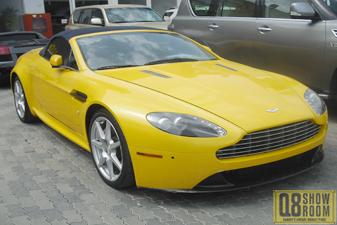 Aston Martin Vantage 2008 Sports