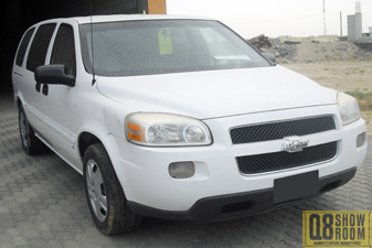 Chevrolet Uplander 2007 Mini-van