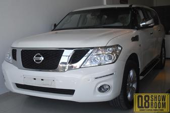Nissan Patrol 2013 4x4