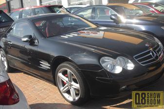 Mercedes SL 500 2003 Sports