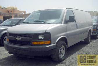 Chevrolet Van 2009 Van