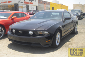 Ford Mustang GT 2012 Sports