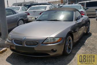 BMW Z4 2005 Sports