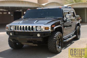 Hummer H2 2005 4x4