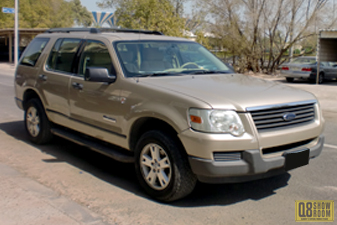 Ford Explorer 2006 Family