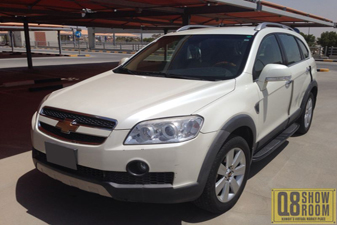 Chevrolet Captiva 2007 Family