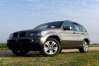 BMW X5 2006 4x4