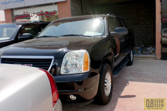 GMC Yukon XL 2010 Family