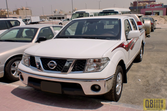 Nissan Navara 2012 Pick-Up