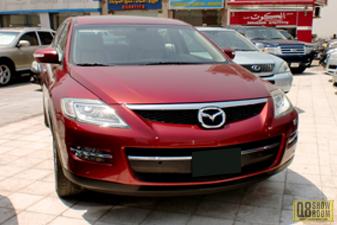 Mazda CX9 2009 Family