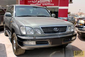 Lexus LX 470 2001 4x4