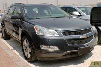 Chevrolet Traverse 2009 Family