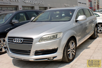 Audi Q7 2007 Family