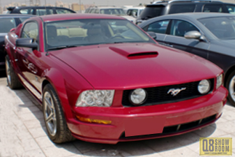 Ford Mustang GT 2005 Sports