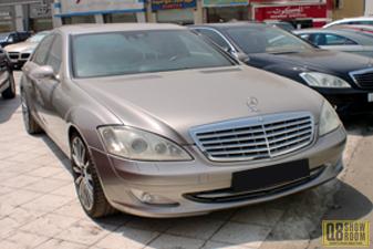 Mercedes S 500 L 2006 Sedan