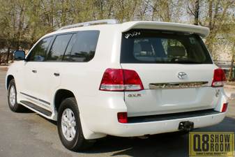 Toyota Land Cruiser 2009 4x4