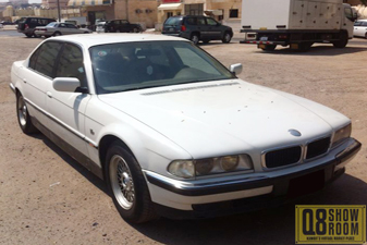 BMW 740 iL 1996 Sedan