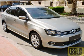 Volkswagen Polo 2013 Sedan