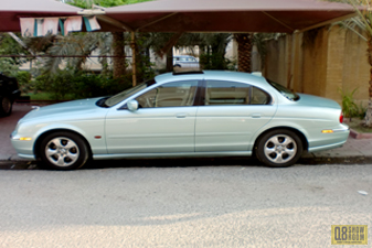 Jaguar X-TYPE 2000 Sedan