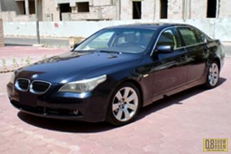 BMW 525 i 2006 Sedan