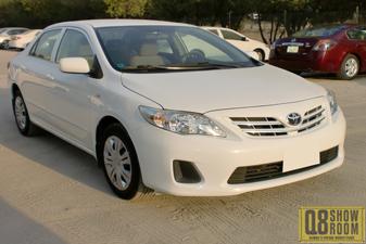 Toyota Corola 2013 Sedan