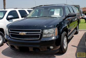 Chevrolet Suburban 2008 4x4