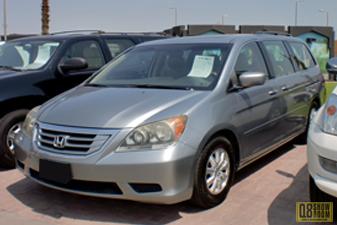 Honda Audis 2008 Mini-van