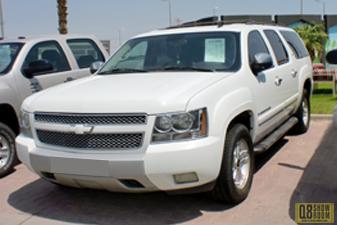 Chevrolet Suburban 2007 Family