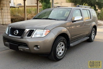 Nissan Pathfinder 2008 Family