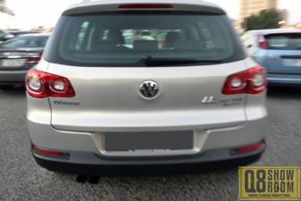 Volkswagen Tiguan 2011 Family