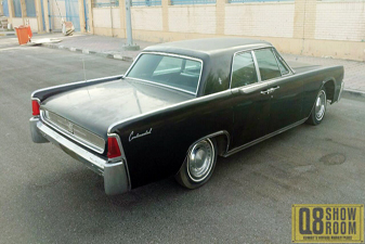 Ford Lincoln 1962 Classic