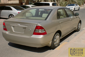 Toyota Corola 2004 Sedan