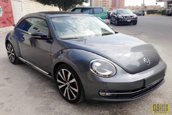Volkswagen Beetle 2015 Sports