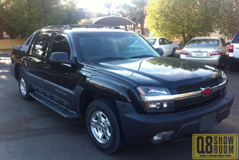 Chevrolet Avalanche 2003 Pick-Up