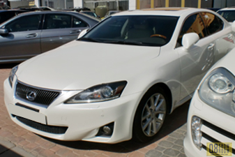 kuwait car for sale - lexus is 300 2011