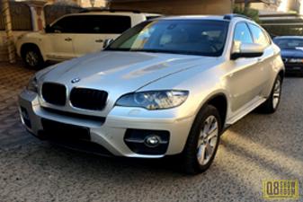 BMW X6 2011 4x4