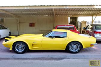 Chevrolet Corvette 1970 Sports