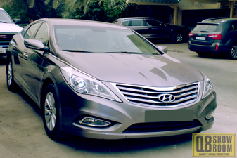 Hyundai Azera 2014 Sedan