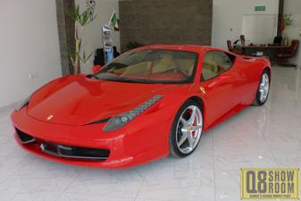 Ferrari Italia 458 2010 Sports