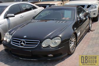 Mercedes SL 500 2002 Sports
