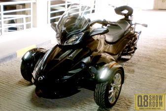 Canam 2013 Motorcycle
