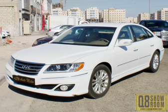 Hyundai Azera 2011 Sedan