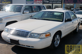 Ford Crown Victoria 2012 Sedan
