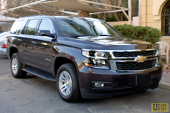 Chevrolet Tahoe 2015 Family
