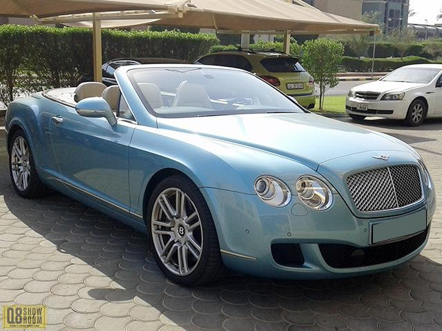 Bentley GTC 2011