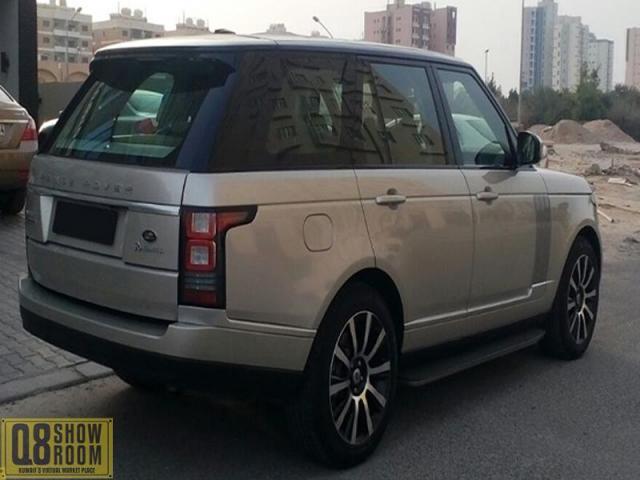 Range Rover HSE 2014