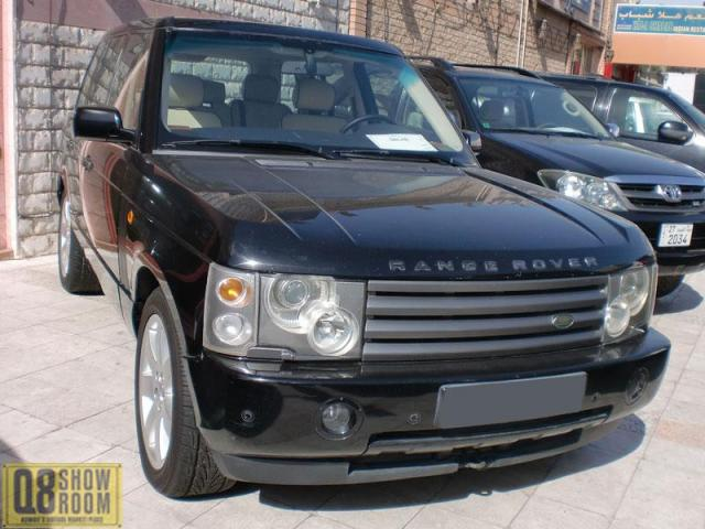 Range Rover HSE 2003