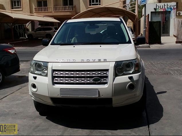 Land Rover LR2 2009